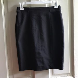 Black Pencil Skirt Only Worn Once!